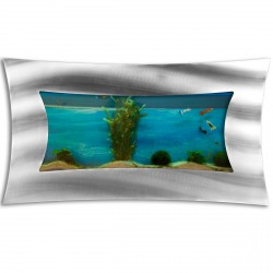 Aquarium mural design 7L 590x325x110 mm