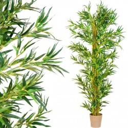 Bambou artificiel 220cm intérieur