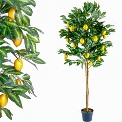 Citronnier artificiel 184cm