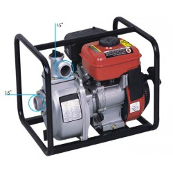 Pompe à eau thermique de surface 25000L / h - Master Pumps MPG20000HP6