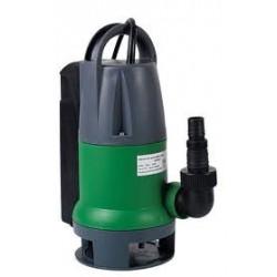 Pompe vide cave eaux chargées 550W avec flotteur intégré