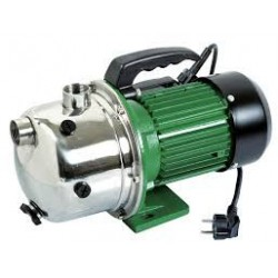 Pompe à eau de surface auto-amorçante inox 970W