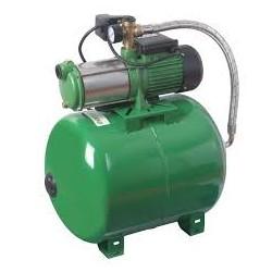 Pompe Surpresseur 100L avec multicellulaire 5 turbines auto-amorçante