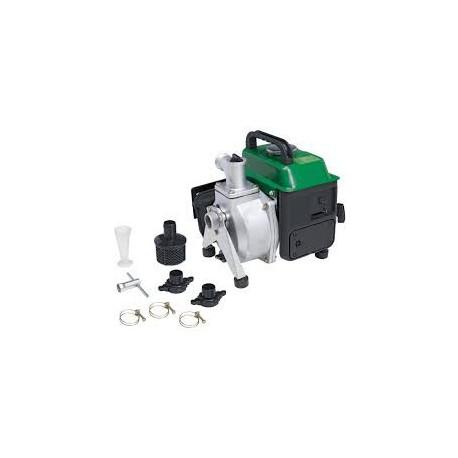 Motopompe thermique 18m3/h 63cc 1,5HP 2 temps