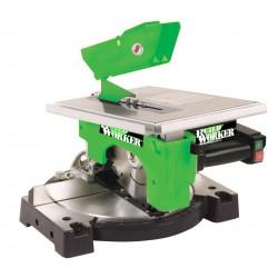 Scie à onglet et scie sur table 2 en 1 - Build worker BMS1200-210-21