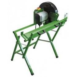Scie à bûche électrique lame 450mm / 1800w / coupe 160mm