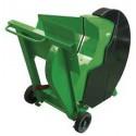 Scie à bûche électrique lame 600mm / 3000w / coupe 210mm