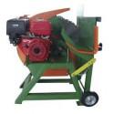 Scie à bûche thermique lame 700mm / 10,2HP / coupe 230mm