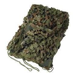 Filet de camouflage chasse 4m x 5m