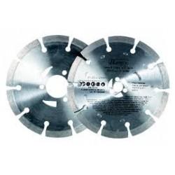 Lot de 2 disques diamant diam. 125mm pour PRSC2L12
