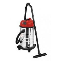 Aspirateur eau et poussière avec prise machine 30L 1200W