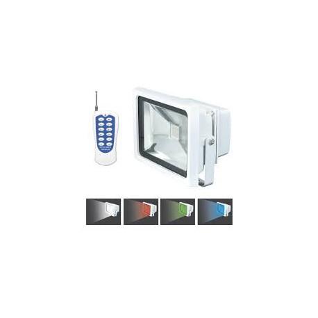 Projecteur à LED 4 couleurs 20W