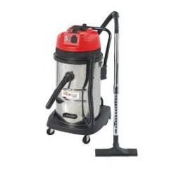 Aspirateur eau et poussière 50L 1000W avec prise