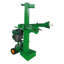 Fendeuse de buche 104cm thermique hydraulique 8T - Fendeuse à bois thermique - ELEM Garden Technic FBHT65-8T