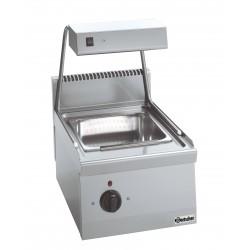 Chauffe frites professionnel avec pont thermique – Bartscher