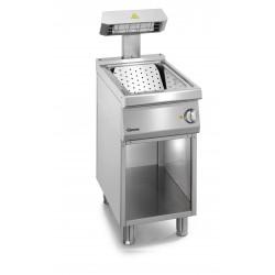 Chauffe-frites professionnel électrique sur pied – Bartscher
