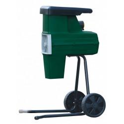 Broyeur de végétaux électrique silencieux avec anti retour 2500W - ELEM Gardent Technic BV2500SW