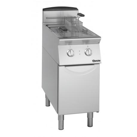 Friteuse électrique professionnelle 2x8L – Bartscher