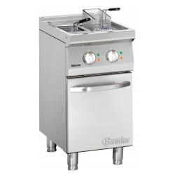 Friteuse électrique professionnelle 2x9L sur pied - Bartscher