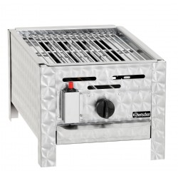 Grill de table à gaz professionnel 340x530mm - Bartscher