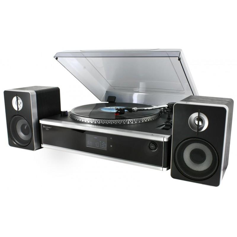platine vinyle encodeur mp3 cd usb sd et radio. Black Bedroom Furniture Sets. Home Design Ideas