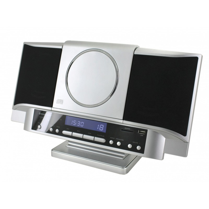 cha ne hifi murale usb sd mmc cd mp3 et radio. Black Bedroom Furniture Sets. Home Design Ideas