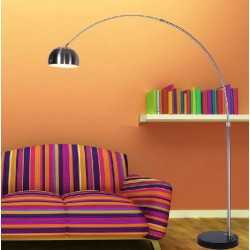 Lampadaire en arc Design 190cm