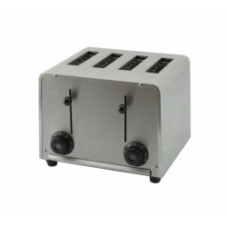 Toaster professionnel 4 tranches - Beckers AU 4
