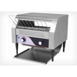 Toaster convoyeur professionnel 500 tranches/h - Beckers CV 3