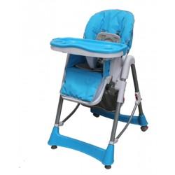 Chaise haute bébé pliable réglable