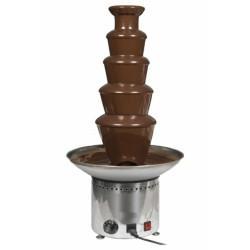 Grande Fontaine à chocolat professionnelle 8L 80cm