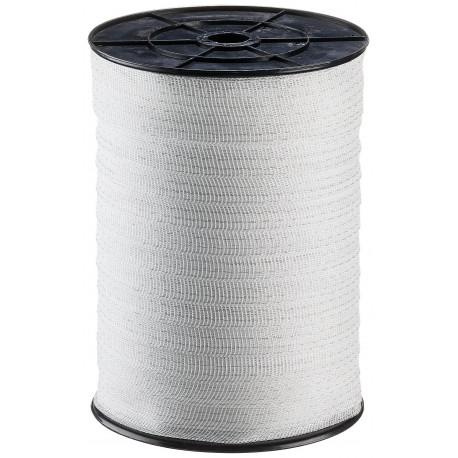 Ruban fil clôture électrique Longueur 200m Largeur 40mm