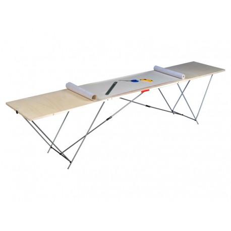 Table à tapisser 3m pliable
