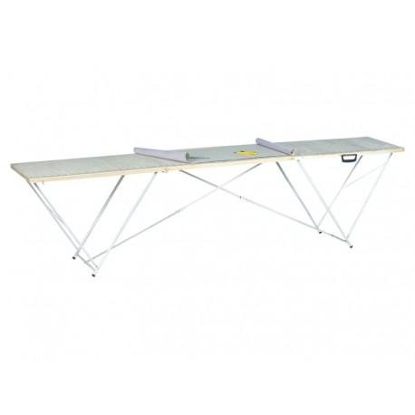Table à tapisser professionnelle 3m pliable