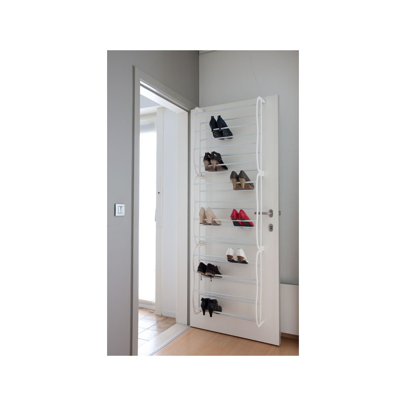rangement chaussures suspendre 36 paires. Black Bedroom Furniture Sets. Home Design Ideas