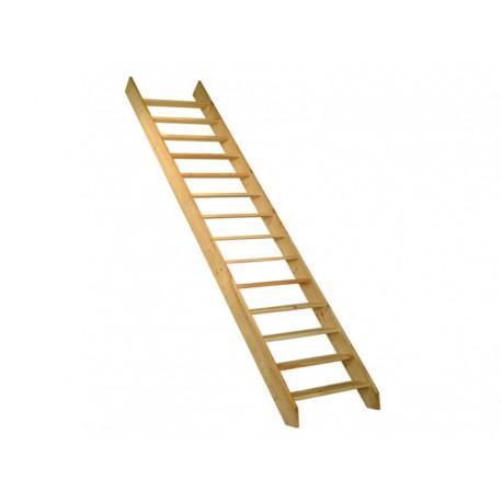 Escalier de meunier 390cm ultra-robuste
