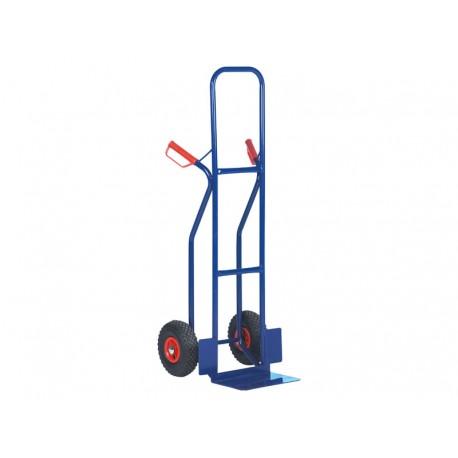 Diable manutention charge 150 kg dos droit