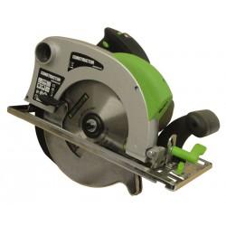 Scie circulaire bois de chauffage et acier - Constructor CSCU1450-210V