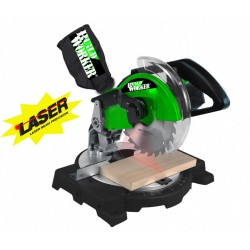 Scie à onglet électrique 1200W - Build Worker BMS1200-210ABSLA
