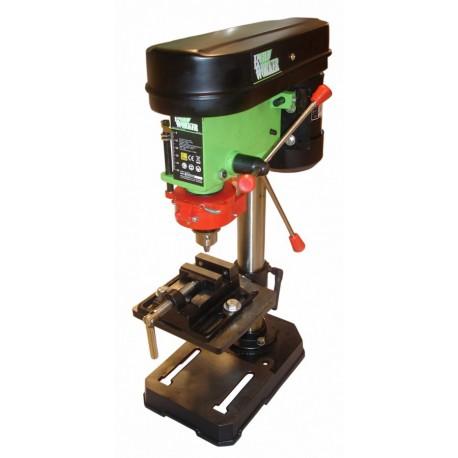 Perceuse sur colonne professionnelle avec laser - Build Worker BDP500-16LA