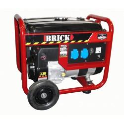 Générateur électrique 3000W grande autonomie - Brick BGBS3500