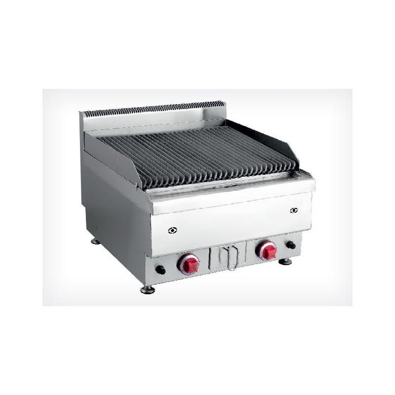 Grand grill pierre de lave gaz professionnel acheter for Acheter materiel de cuisine professionnel